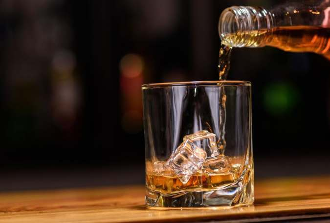 Indians drink the most whiskey in the world, as per a report
