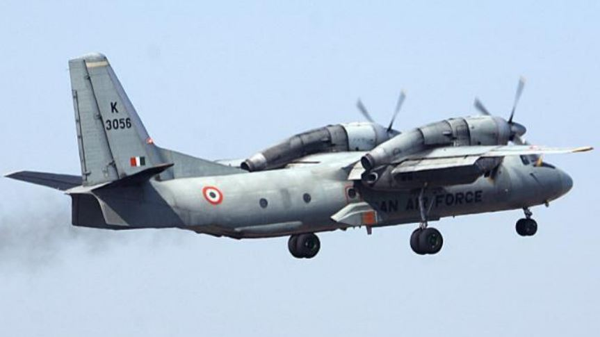 Rescue Team Airlifted To IAF AN-32 Crash Site In Arunachal