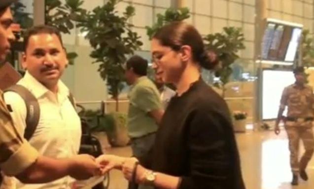 ID? Airport Security Asks Deepika Padukone