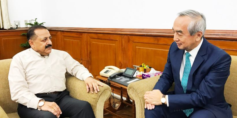 Two Japan-Aided Projects To Benefit Meghalaya