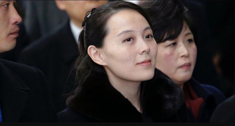Kim Yo-Jong'