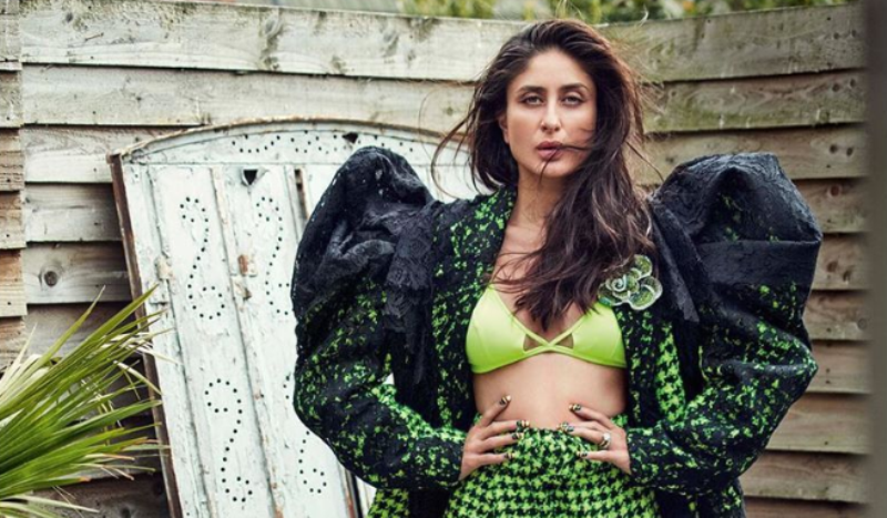 Kareena Kapoors Quirky Side Shows Up In Magazine Photo Shoot With Karan Johar, Diljit Dosanjh. See Pics