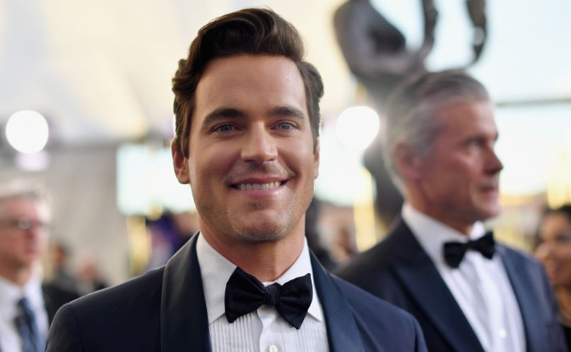 Matt Bomer Opens Up About Being Gay In Hollywood