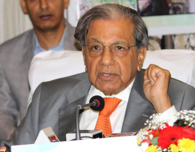 Meghalaya Needs To Do More For Growth: Chairman NK Singh