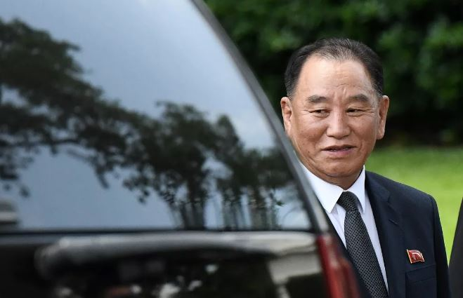 North Korean Official Reappears After Banishment Reports
