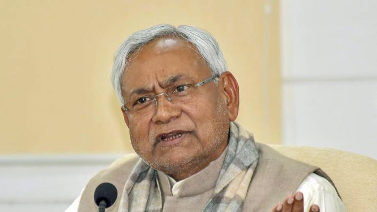 Bihar CM Nitish Kumar Inducts 8 JD-U Members In Cabinet, Leaves Out BJP