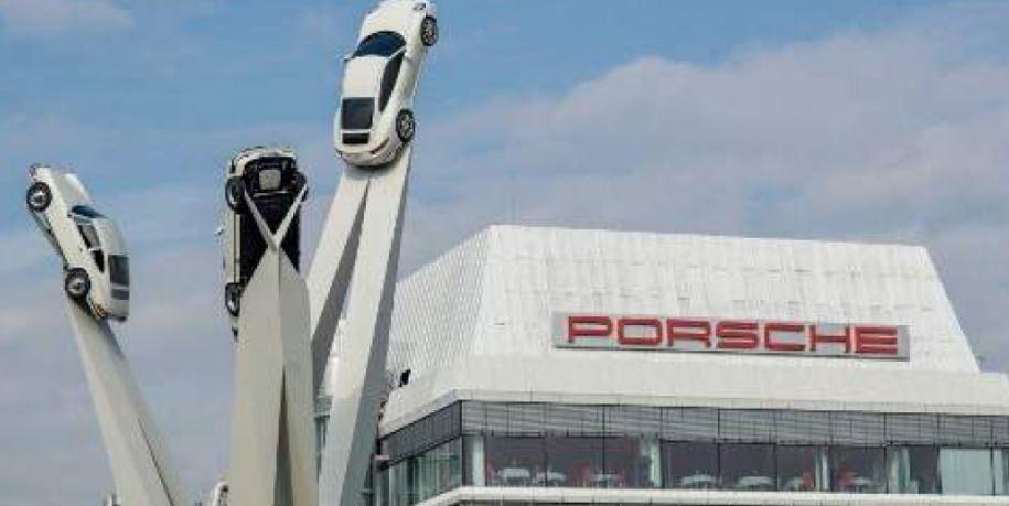Porsche to recall over 42,000 cars