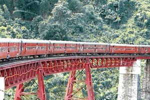 Rail Connectivity