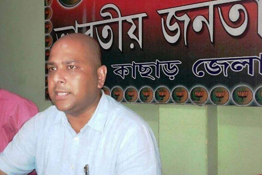 Silchar MP Dr Rajdeep Roy Pleads For CAB And Assam Accord