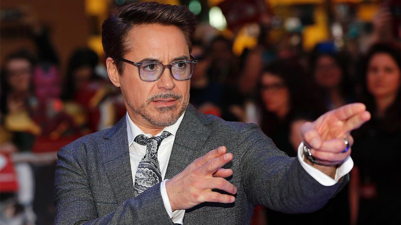 Robert Downey Jr Unveils Tech Initiative To Save Earth