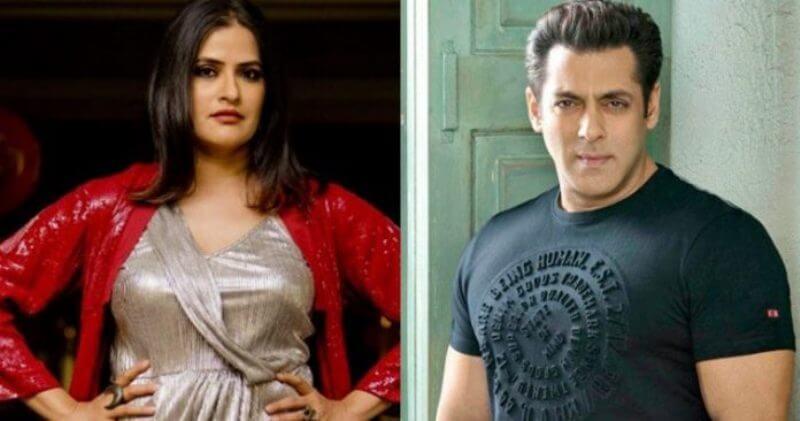 Sona MohapatraTakes A Dig At Salman Khan Again, Calls Him Paper Tiger