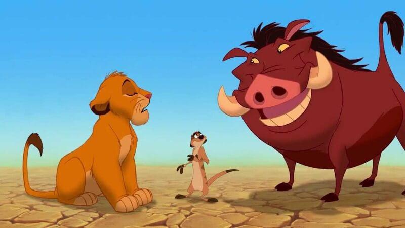 Hakuna Matata! It's 25 Years of 'The Lion King'