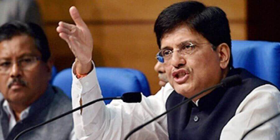 GSP withdrawal won't have major impact: Piyush Goyal