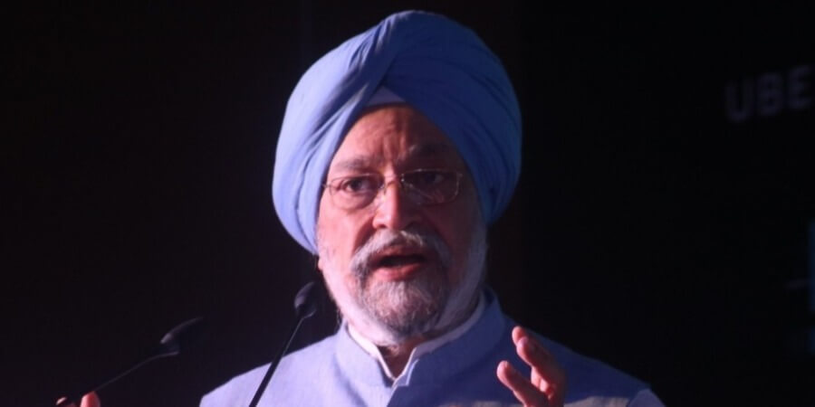 Aviation Minister Hardeep Singh offers hope as Jet sinks deep