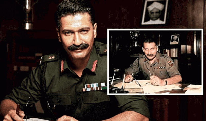 Vicky Kaushal To Play Field Marshal Sam Manekshaw In A Meghna Gulzar Film, First Look Out