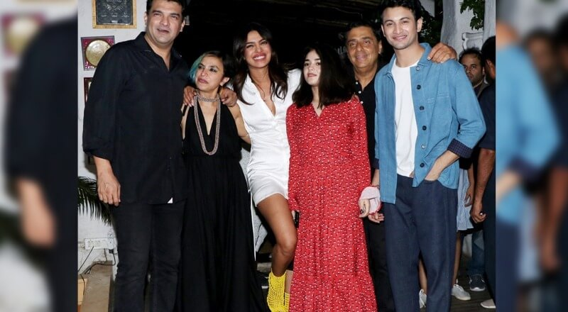 """Bollywood Comeback Is """"Hardest, Loveliest Experience"""", Says Priyanka Chopra At Sky Is Pink Wrap Party"""