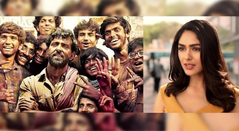 Mrunal Thakur Defends Hrithik Roshans Skin Tone In Super 30, Says It Was Required For The Character
