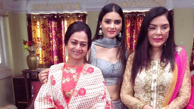 'Working With Zeenat Aman A Dream Come True' Says Rupali Suri