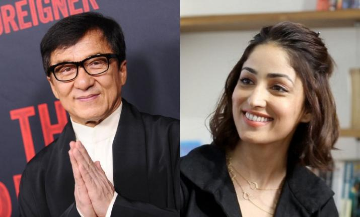 Yami Gautam Thrilled With Gift From Jackie Chan