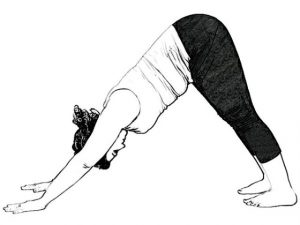 Yoga poses that tackle the damages done to your body by the stiff
