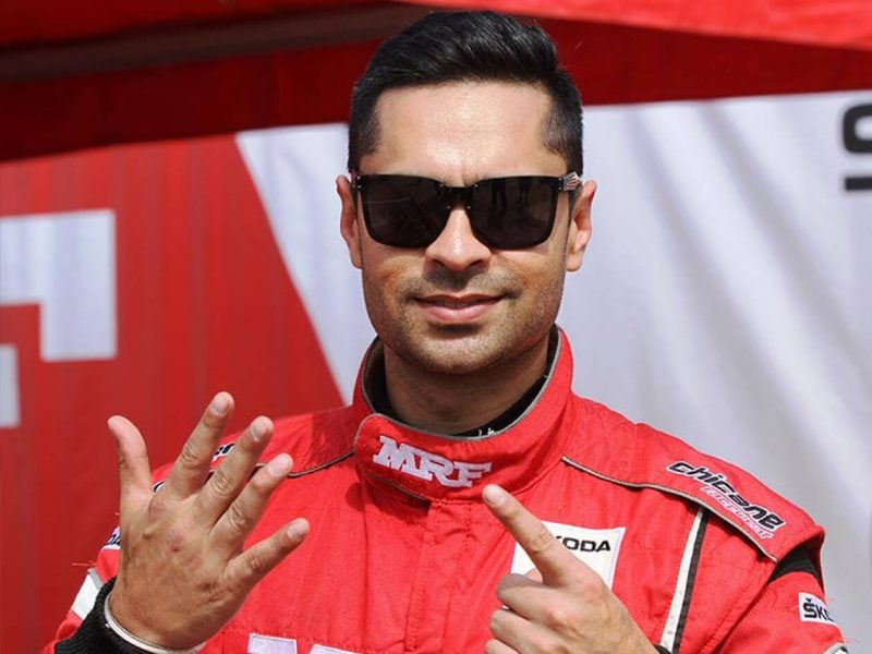 Got To Condition Your Brain To Be Rally Driver: Gaurav Gill