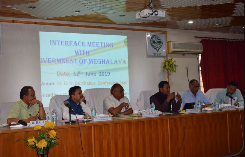 ICAR Meeting: Stress Laid On Doubling Farmers' Income In Meghalaya