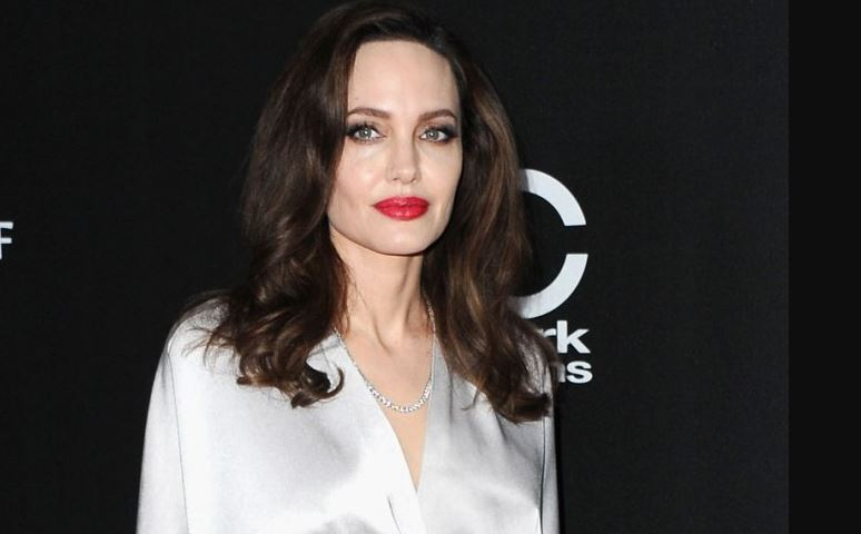 Women should show their strength by working with men: Angelina Jolie