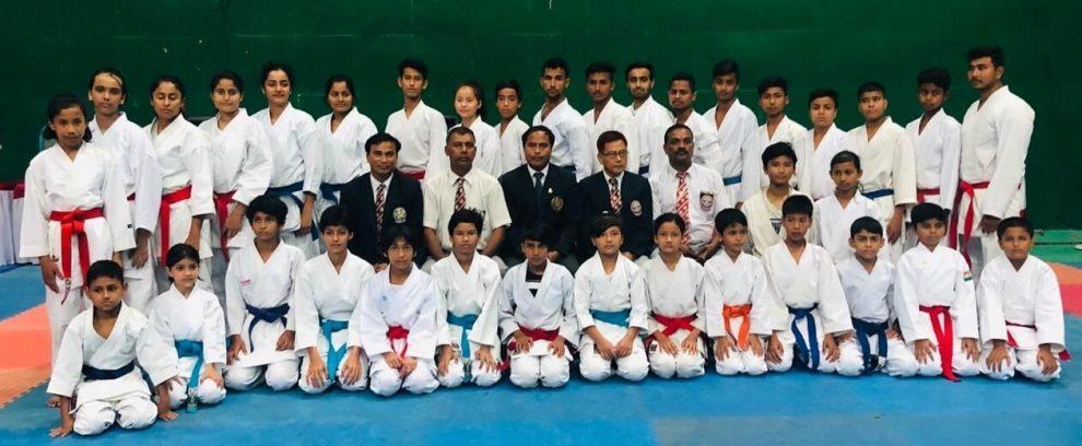 United Karate-Do Association, Assam (UKAA) Announces Team