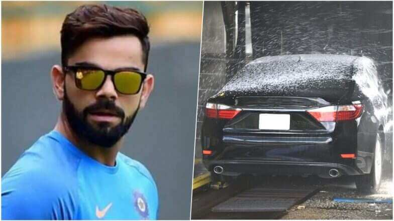 Virat Kohli Fined For Washing Car With Drinking Water The