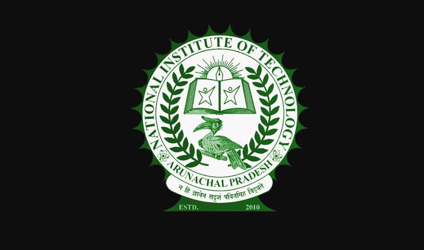NIT Arunachal Pradesh Recruitment 2020 for Junior Research Fellow