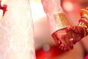 Semi-arranged marriages
