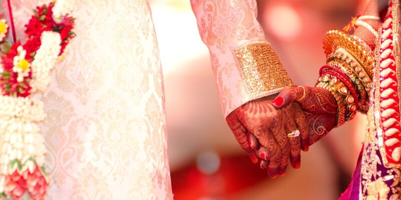 Not arranged but semi-arranged marriages are more in trend in India