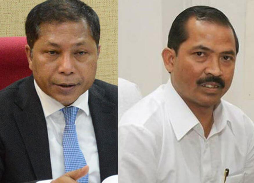 Meghalaya MDA ministers lambast Congress duo