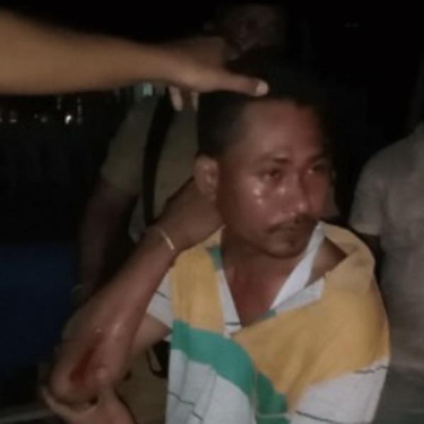 Brown sugar seized, one arrested by DSP Namrup Kula Pradip Bhattacharjee and Naharkatia Police
