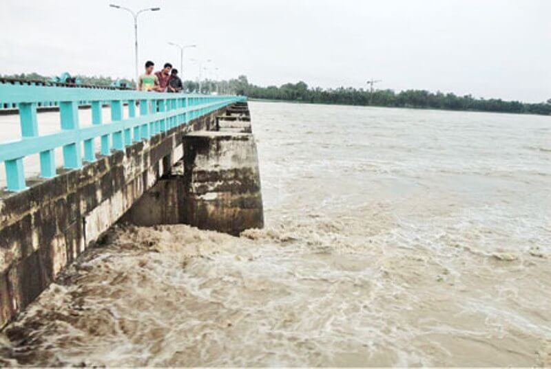 North Sikkim under flood alert as Teesta River flows over danger mark