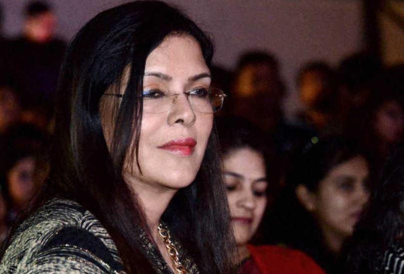 Why is 'Samundar mein naha ke' close to Zeenat Aman's heart