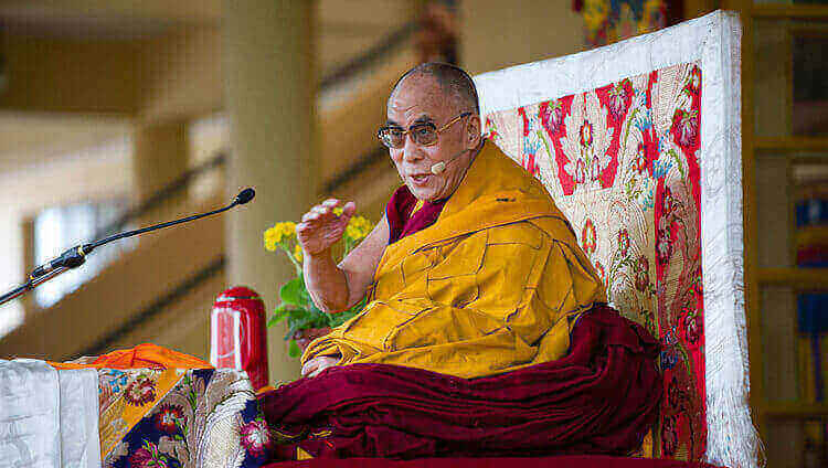 At 84, Dalai Lama Still Young! As A 'Living God' And Idolised