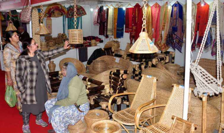 Initiative To Promote North Eastern Crafts in International Market