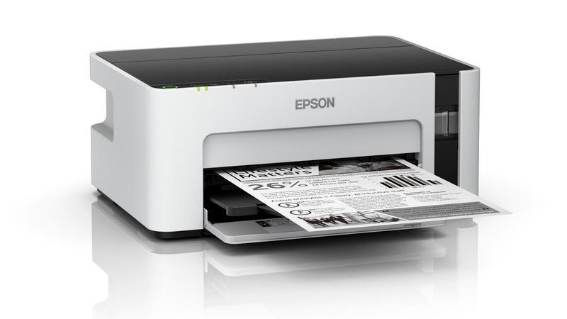 Epson Launches 7 new Monochrome EcoTank Printers