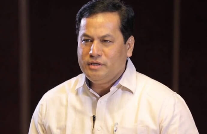 Opposition is resorting to gimmicks: Sonowal