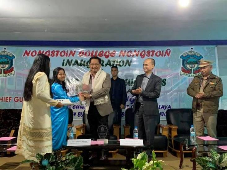 Meghalaya CM Conrad K Sangma Stresses on Uplift of Education Sector