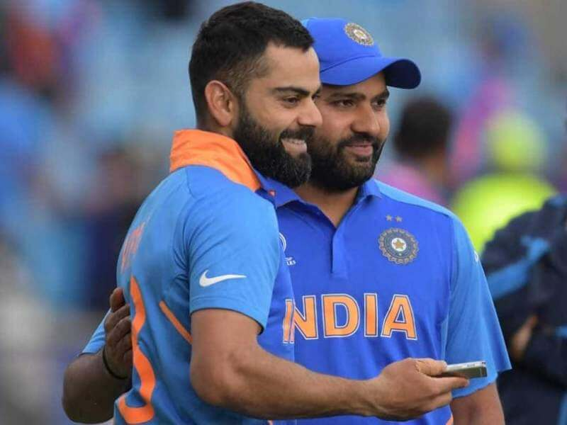 Virat Kohli-Rohit Sharma Rift: BCCI considering a split of captaincy between the two