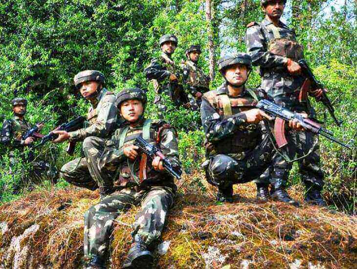 Assam Rifles Send Back 135 Myanmarese from Mizoram