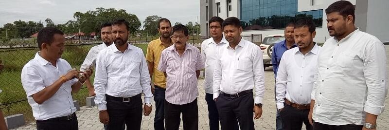 AASU delegation visits Golaghat Engineering College, demands steps for AICTE recognition