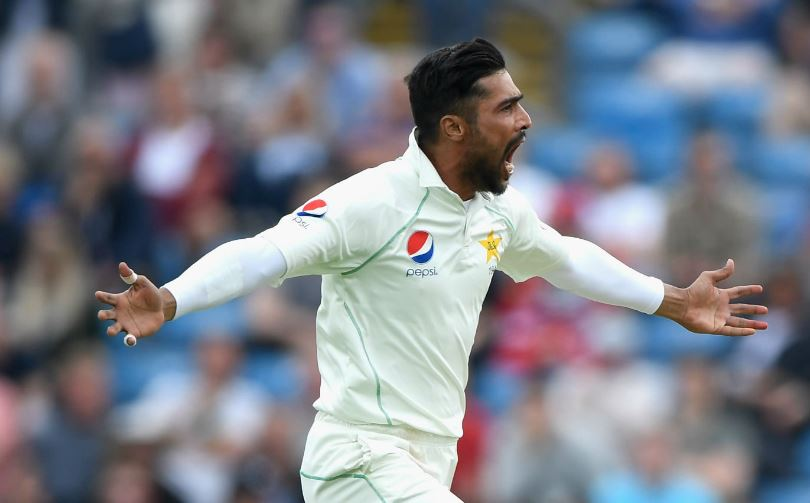 Pakistan Pacer Mohammad Amir Bids Adieu to Test Cricket