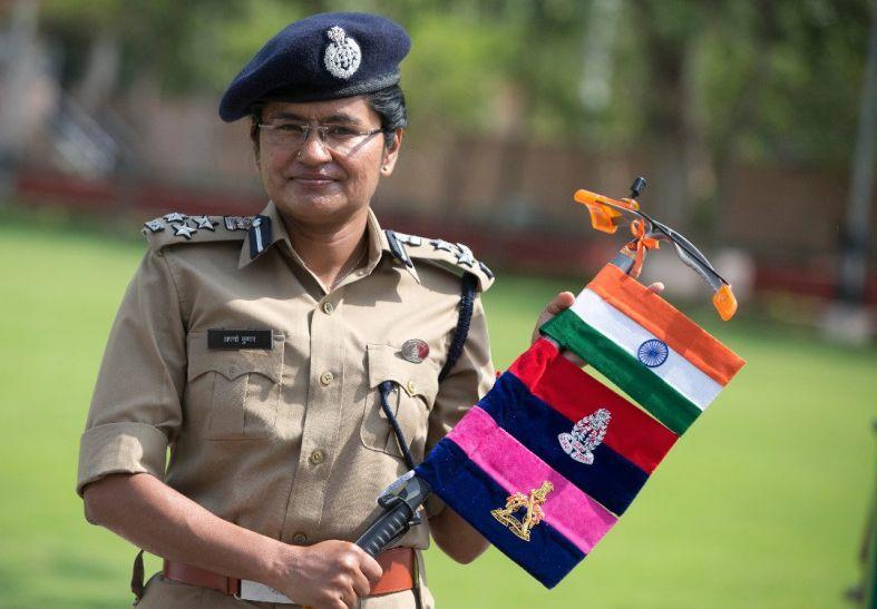 ITBP Officer Aparna Kumar Becomes First Indian Civil Servant To Climb Mount Denali