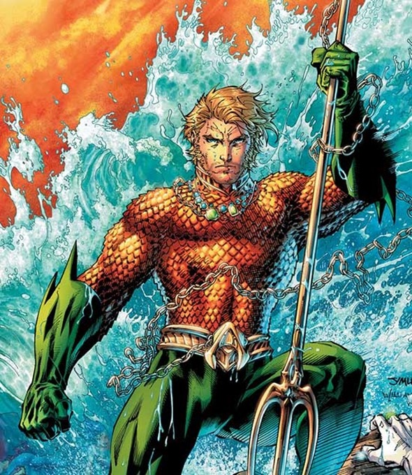 Mr. Shekhawat, Our new AquaMan - Shaken or Stirred Shakti?