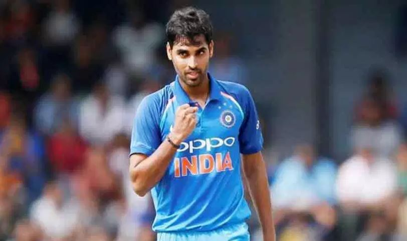 India might limit use of saliva to shine ball: Bowler Bhuvneshwar on coronavirus scare