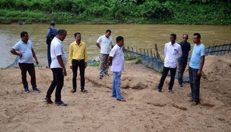 Rabha Hasong Autonomous Council (RHAC) to Close all Illegal Sand-Mining Sites