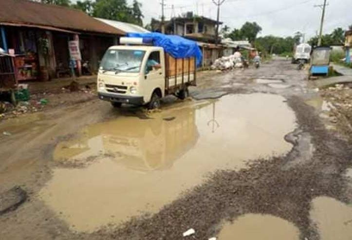 Cachar Roads Back to Square One